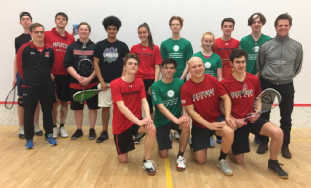 malvern squash 2019